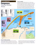Dungeness National Wildlife Refuge Map